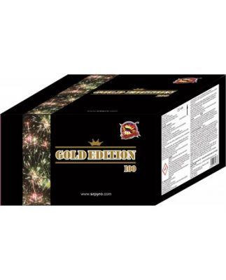 Gold edition 100rán ráže 25mm