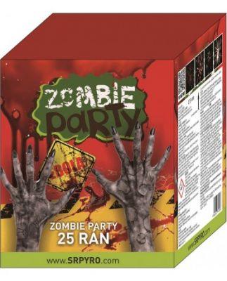 Zombie party 25rán ráže 36mm