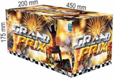 Grand Prix 109rán stupnujucej sa ráže20+25+30mm