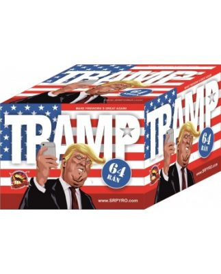 Tramp 64rán ráže 25mm