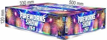 Firework show 260 rán  ráže 20 mm