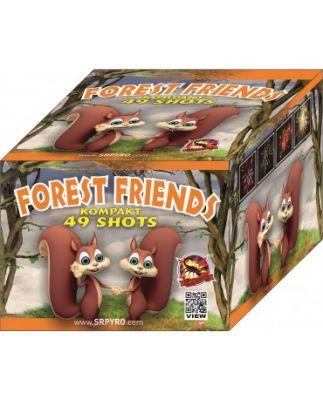 Forest Friends 49rán raže 25mm