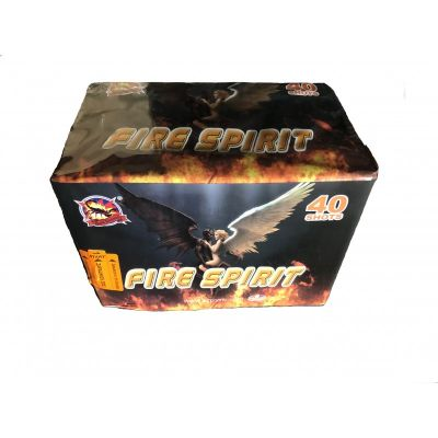 Fire spirit 40 rán ráže 20mm