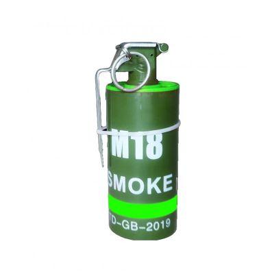 Dymovnica Smoke M18 zelená 1ks