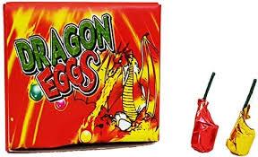 Dragon Eggs 6 ks