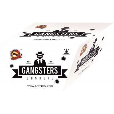 Gangsters 60rán ráže 25mm