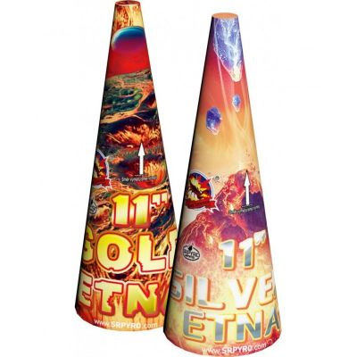 Vulkán Etna Gold 1ks Silver 1ks