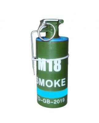 Dymovnica Smoke M18 modrá 1ks