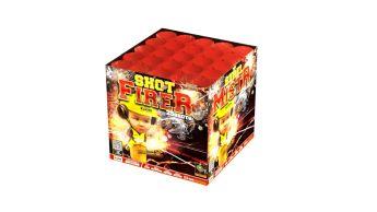 Kompaktní ohňostroj Střelmistr 25 ran kaliber 20 mm