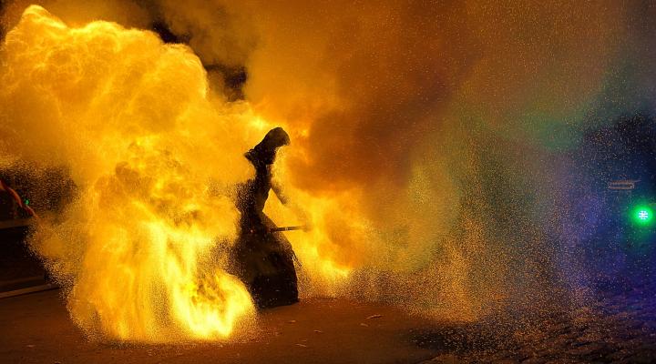 História ohňostrojov